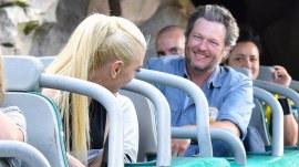 Blake Shelton, Gwen Stefani celebrate 1-year anniversary