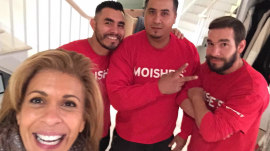 Hoda Kotb: I never knew how hard movers work!