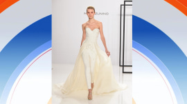 These unconventional wedding gowns have KLG, Hoda saying wow!