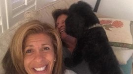Puppy kisses! KLG and Hoda dish on their fun-filled weekend