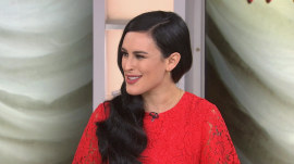 Rumer Willis on traveling US: My rules for the tour bus are…