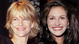 Julia Roberts or Meg Ryan: Who was the rom-com queen of the '90s