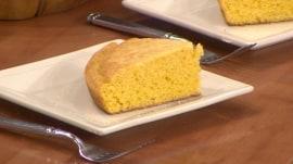 Try Bobby Flay's cast iron pan cornbread