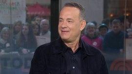 Tom Hanks talks 'Inferno,' presidential debate parody on 'SNL'