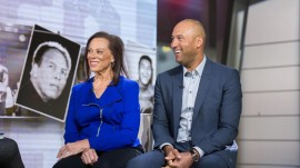 Derek Jeter, Lonnie Ali talk about Muhammad Ali's legacy, new book