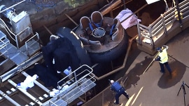 At least 4 killed on theme park 'River Rapids' ride in Australia