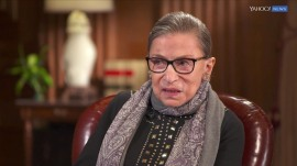 Ruth Bader Ginsburg: Kaepernick's anthem protest is 'Dumb and disrespectful'