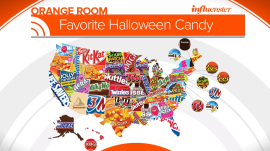 Here are the most popular candies across the US