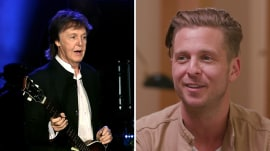 Ryan Tedder 'definitely' wants to make music (or just grab a coffee) with Paul McCartney