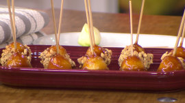 Fall apple hacks: Microwave caramel sauce, easy apple tarts