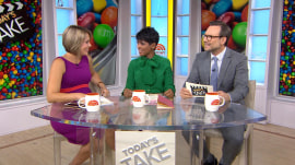Did Dylan Dreyer's husband come up with new caramel M&M's flavor?