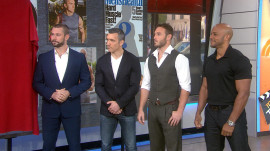See 'Ultimate Men's Health Guy' winner revealed live on TODAY