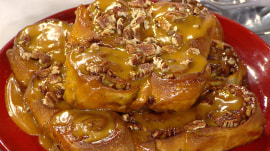 This recipe for sweet potato cinnamon rolls will make your mornings better