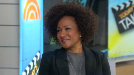 Wanda Sykes on joking about her family in new comedy special: 'I look away!'