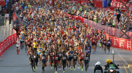 Should you run a marathon?
