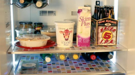 3 easy hacks to keep your fridge clean and organized
