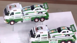 Kathie Lee and Hoda reveal new Hess toy truck for 2016