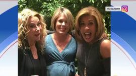 KLG, Hoda attend Dylan Dreyer's baby shower: 'She's like sunshine!'