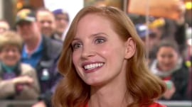 Jessica Chastain on her powerful new role in 'Miss Sloane'