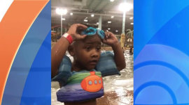 This boy who can't find his goggles is all of us