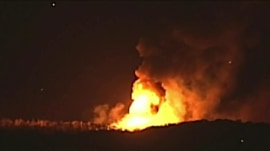 Officials search for cause of massive Missouri pipeline explosion