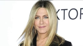 Jennifer Aniston reveals to Ellen why she stood up to the tabloids