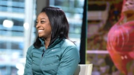 Simone Biles talks about her new book and the rocky road to Rio