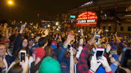 Chicago Cubs' World Series win 'means more than can be expressed,' Bob Costas says
