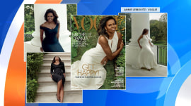 Michelle Obama stuns on cover of Vogue's December issue