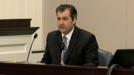 Ex-cop Michael Slager gives emotional testimony about Walter Scott shooting