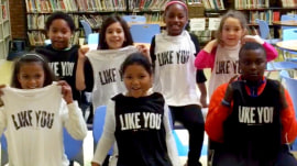 Meet the children whose lives are better because of Savannah's 'Like You' shirts