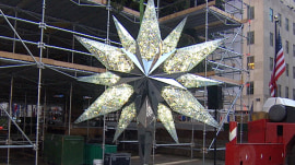 Broadway's Denee Benton introduces Rockefeller Center Christmas tree star