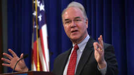 Donald Trump picks Obamacare critic Tom Price for HHS secretary