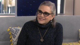Carrie Fisher: My affair with Harrison Ford 'was a 3-month 1-night stand'