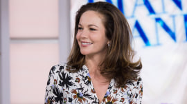 Diane Lane talks about making her Broadway debut in 'Cherry Orchard'