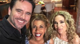 KLG and Hoda take a trip to 'Nashville' (the TV show, that is)
