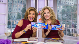 New Oreo candy bars: Kathie Lee and Hoda are fans