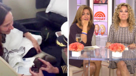 Qantas pilot proposes during flight, leaving Kathie Lee and Hoda in tears