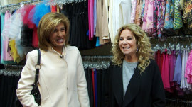 Kathie Lee, Hoda go shopping for Small Business Saturday