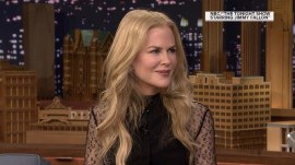 Nicole Kidman to Jimmy Fallon: You missed your chance to get my number TWICE