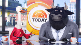 See Matthew McConaughey, Reese Witherspoon, TODAY anchors come to animated life in 'Sing'