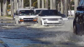 Melting glaciers are making 'king tides' creep higher in Florida, experts say