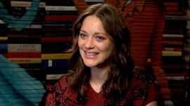 'Allied' star Marion Cotillard: Costumes are the 'skin of the character'