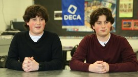 #ShareKindness: Twin brothers, 14, start charity site to break the age barrier