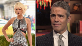 Andy Cohen: I was a 'moron' while talking to Taylor Swift at the Met Gala