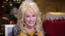Dolly Parton opens up about her new movie 'Christmas of Many Colors'