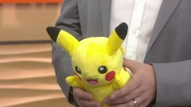 Tomy donates 8,000 toys to TODAY Toy Drive (including Pikachu!)
