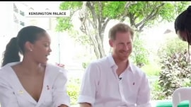 Prince Harry and Rihanna get tested for World AIDS Day