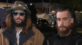 Oakland fire survivors describe narrowly escaping inferno
