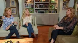 'Nashville' behind the scenes: KLG and Hoda meet Connie Britton and other stars
